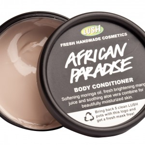 African Paradise Body Conditioner: © Lush