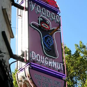 Voodoo Doughnut Shop © Erica Schroeder | Dreamstime