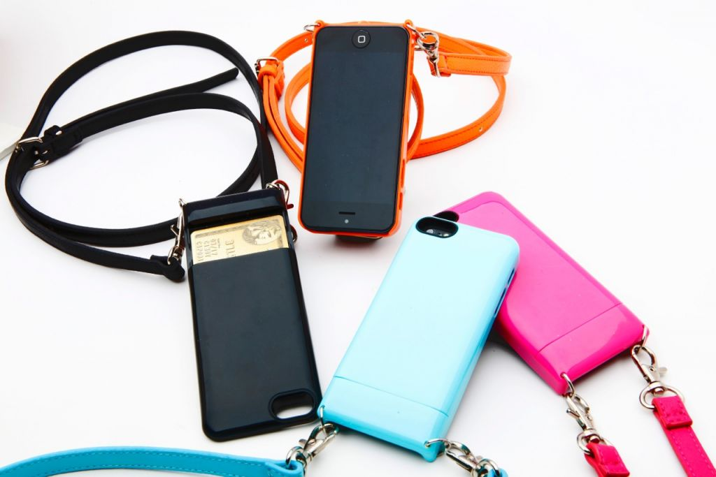 Vintage 4S Wallet Flip Cover PU Leather Case for iPhone 4