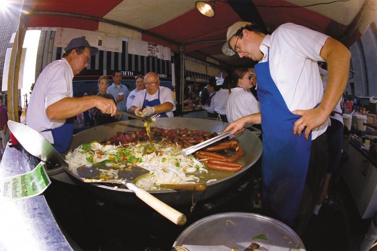 © Oktoberfest Zinzinnati | Sausages