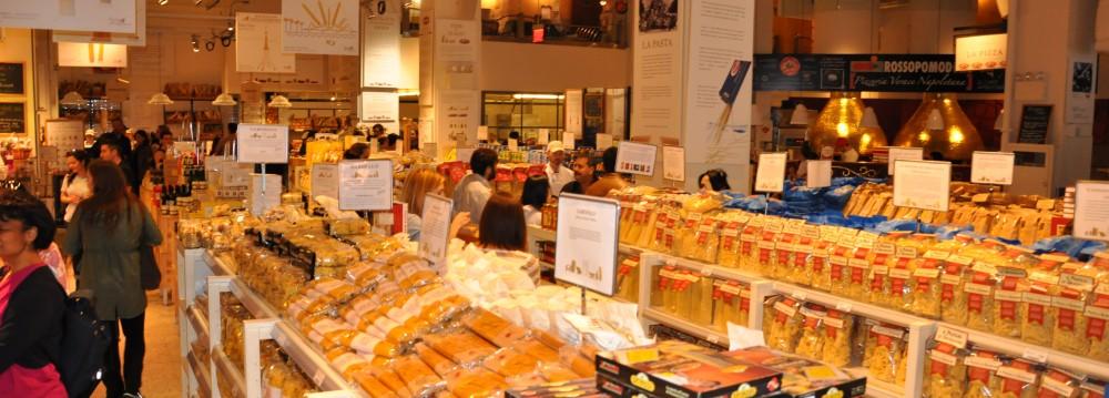 Trazee Travel | La Pizza & La Pasta, Eataly NYC - Trazee Travel