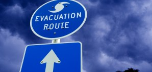 Hurricane Evacuation Route © Littlemacproductions | Dreamstime
