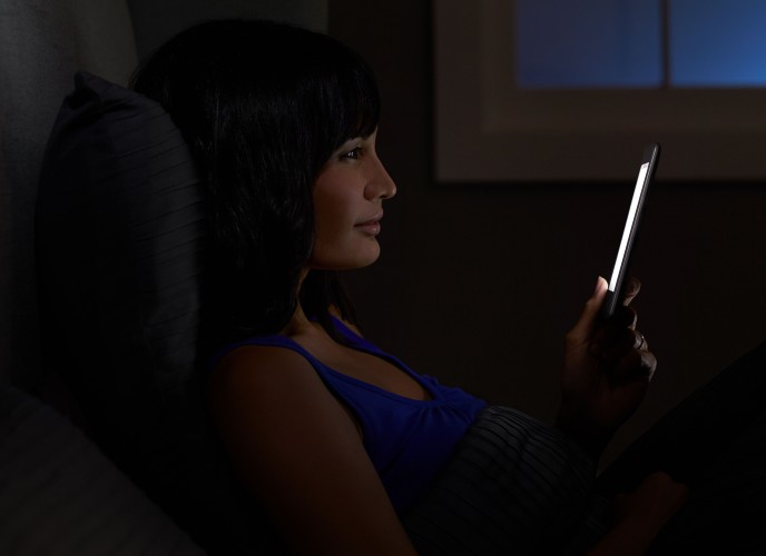 Nighttime Reading © Amazon | Kindle Paperwhite