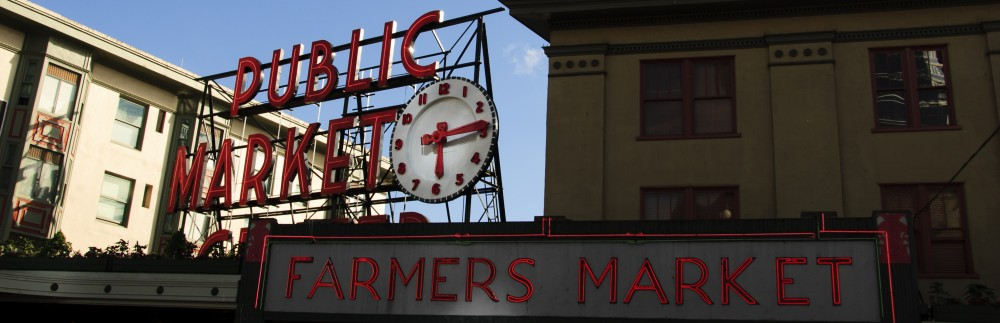 Pike Place Market, Seattle © Halient | Dreamstime