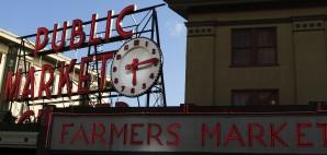 Pike Place Market, Seattle © Halient | Dreamstime