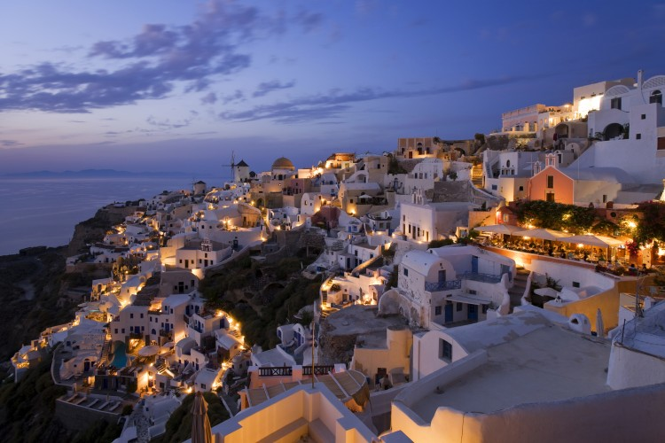 Santorini © Noluma   iStock