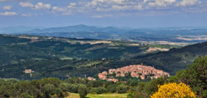 Country side, Tuscany, Italy