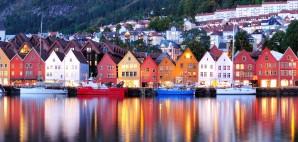 Bergen, Norway © Noracarol | Dreamstime
