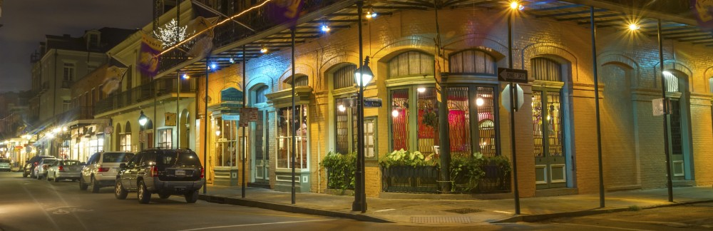 French Quarter, New Orleans, Louisiana © Spondylolothesis | iStock
