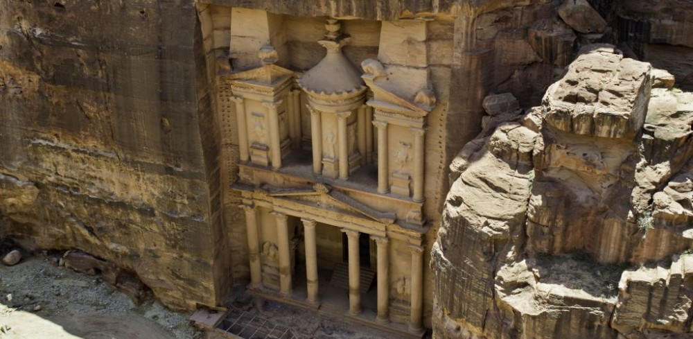 Al-Khazneh, Petra, Jordan © Cunaplus | Dreamstime