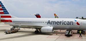American Airlines Airplane © Zhukovsky | Dreamstime crop