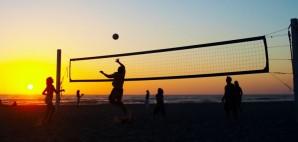 Beach Volleyball © Evgeniymeyke | Dreamstime