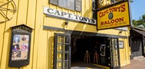 Capt. Tony's Saloon, Key West © Fotoluminate | Dreamstime