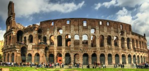 Colosseum, Rome, Italy © Andre Nantel | Dreamstime