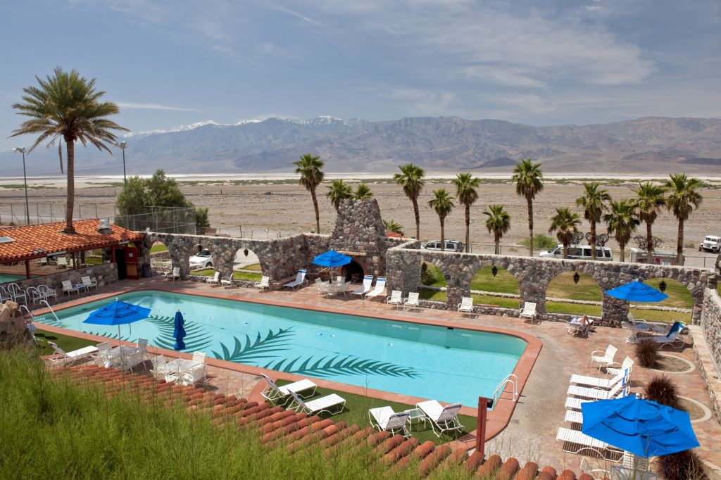 About The Ranch at Death Valley. The Ranch at Death Valley inside Death Valley National Park is a complete resort complex. Guests have access to an hole golf course, three restaurants, a saloon, outdoor swimming pool, and much more. The ranch includes cabins and lodge rooms. In .