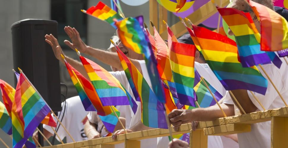 Gay Pride Parade © Actionsports | Dreamstime