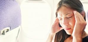 Headache Airplane © Martinmark | Dreamstime
