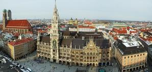 Munich Town Hall and Marienplatz, Germany © Gerd Kohlmus | Dreamstime
