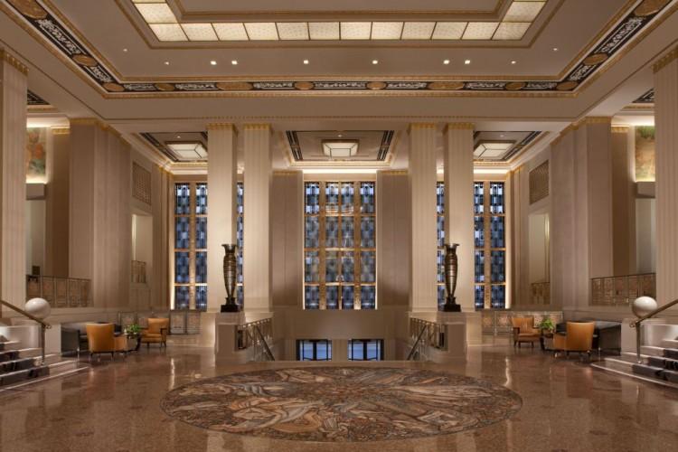 © The Waldorf Astoria, New York City