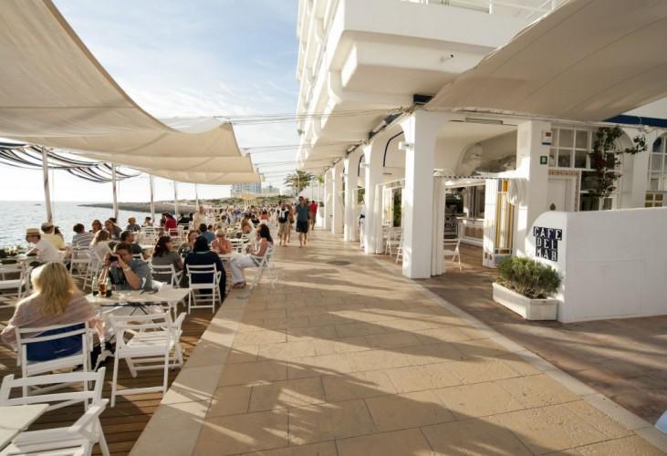 Cafe del Mar in Ibiza, Spain © Ruben Gutierrez | Dreamstime