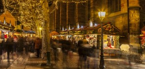Christmas Market in Colmar, France © Razvanjp | Dreamstime