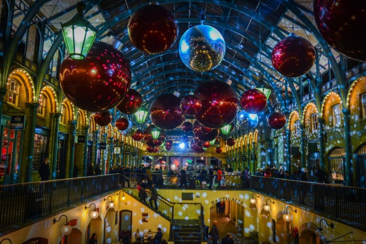 Covent Gardens Christmas © Simon Taylor | Dreamstime