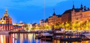 Old Port, Helsinki, Finland © Scanrail | Dreamstime