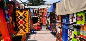 Otavalo Market, Ecuador © Steve2000 | Dreamstime