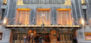 The Waldorf Astoria, New York City © Sean Pavone | Dreamstime