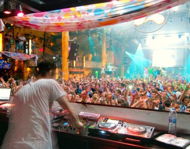 Tiesto at Amnesia in Ibiza, Spain © Tamas | Dreamstime