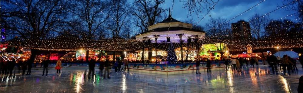 Winter Wonderland, Hyde Park, UK © Magdalena Warmuz-dent | Dreamstime