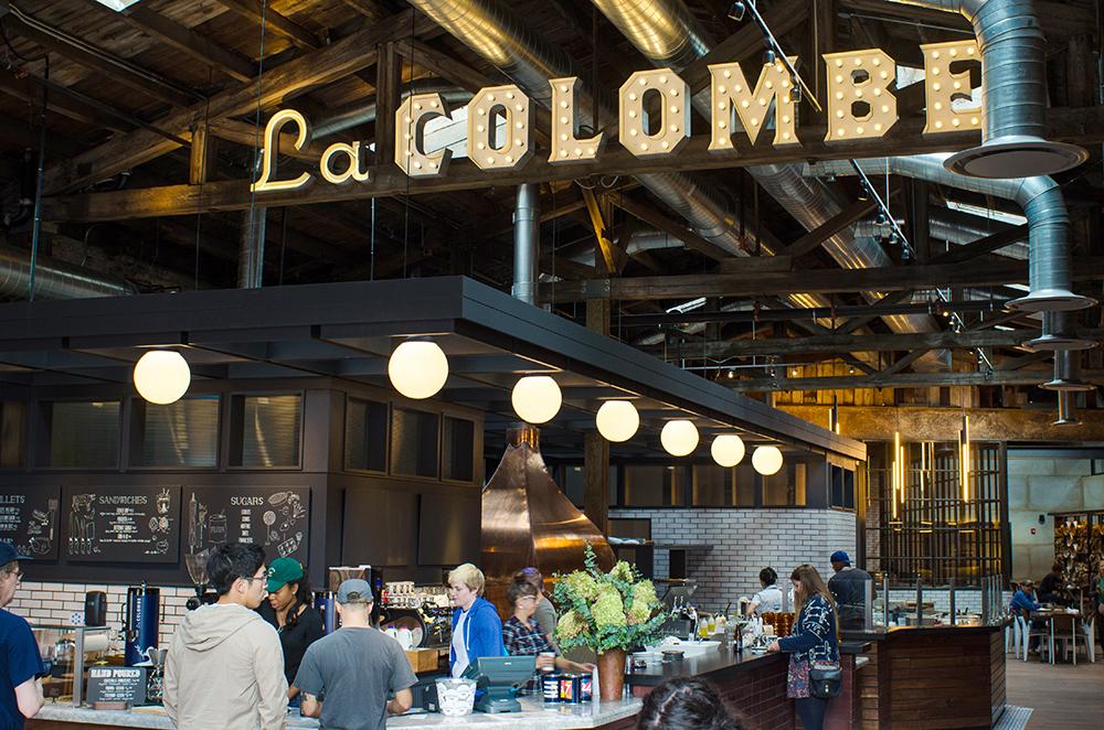 La Colombe Coffee Cafe