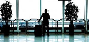 Airport Luggage Traveler Businessman © Opolja | Dreamstime 48601866