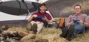 Camping Cooking Eating © fantasyfactory13 | Dreamstime 39070261