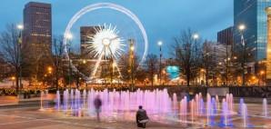 Centennial Olympic Park, Atlanta, Georgia © Robhainer | Dreamstime 3mb