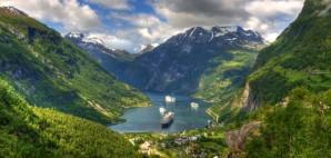 Geiranger Fjord, Norway © Kotangens | Dreamstime