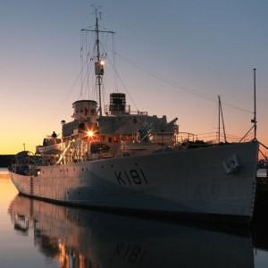 HMCS Sackville, Halifax Maritime Museum, Nova Scotia, Canada © Kevinbrine | Dreamstime