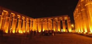 Luxor Temple, Egypt © Ramblingman | Dreamstime 17750951
