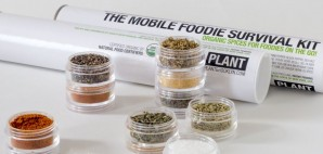 Mobile Foodie Survival Kits Open © PLANT | Mobile Foodie Survival Kit