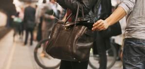 Pickpocket Theft Bag Subway Station © Ammentorp | Dreamstime 34743413