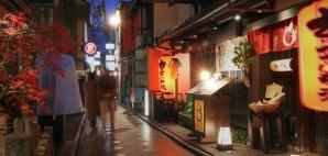 Pontocho Alley, Kyoto, Japan © Mihai-bogdan Lazar | Dreamstime 22941459