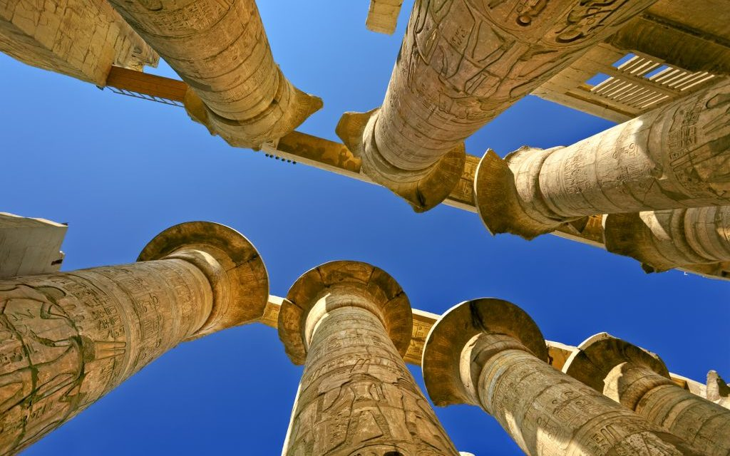 Precinct of Amun-Ra, Karnak Temple Complex, Egypt © Witr | Dreamstime 25703540