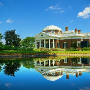 Thomas Jefferson's Monticello, Charlottesville, Virginia © Joel Gafford | Dreamstime 33610465