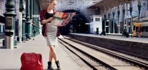 Train Station, Porto, Traveler, Bag © Neonshot | Dreamstime 40857517 crop