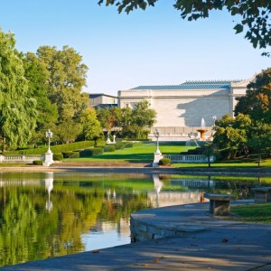 Wade Lagoon, Cleveland Museum of Art, Ohio © Kenneth Sponsler | Dreamstime 6371344