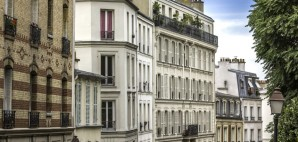 Apartment Buildings in Paris, France © Marchello74 | Dreamstime 35647044
