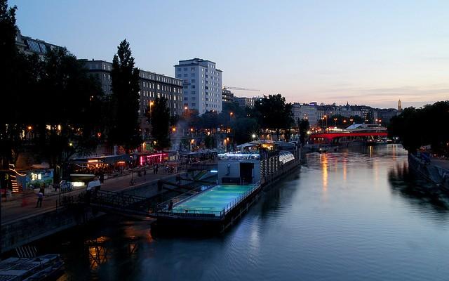 Badenschiff in Berlin, Germany © Christian Kadluba | Flickr
