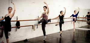 Ballet-inspired Barre Class © Angie Chung | Flickr