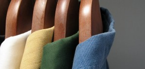 Clothes Hangers Shirts Closet © Anikasalsera | Dreamstime 1644181