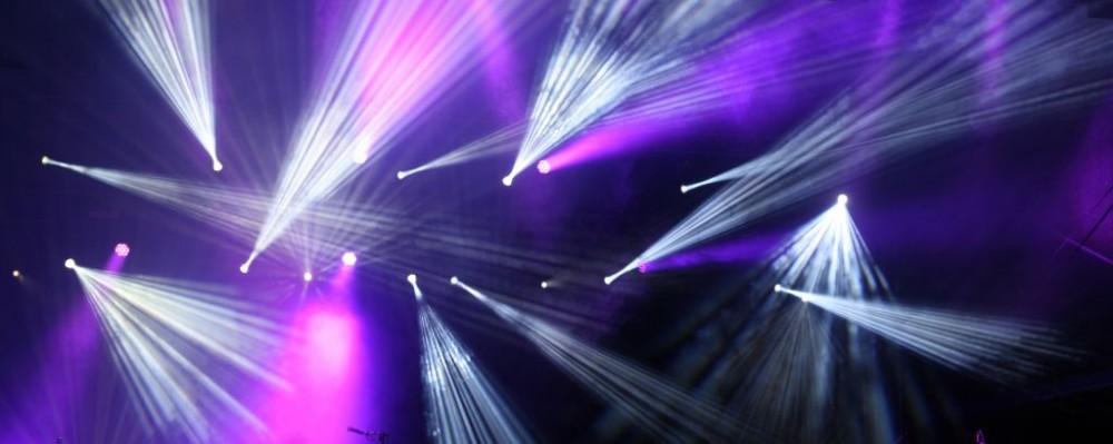 DJ Night Club Lights Lasers Rave Dance Music © Petr84 | Dreamstime 46514417